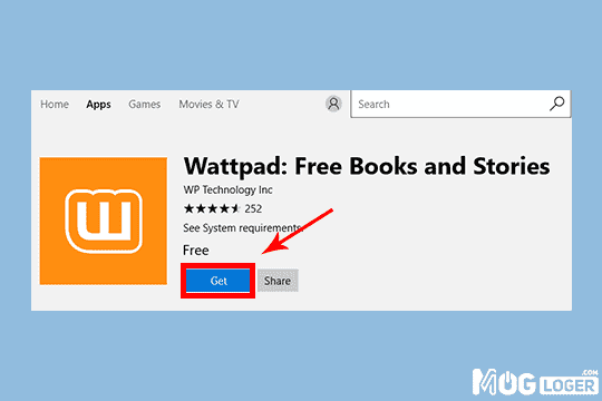 download wattpad for pc windows 10