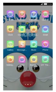 download tema android doraemon