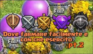 foto articolo 1 1 - Guida al farming [Esercito e Lega] | Clash of Clans | TheLastWar