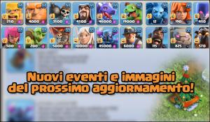 foto articolo 18 - Nuove immagini esclusive di eventi,layout truppe e molto altro! | Clash of Clans| Update Dec2016