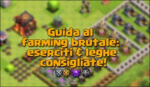 foto articolo 35 - Guida al farming brutale: eserciti & leghe consigliate!