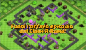 """foto profilo1 - Fuori l'ottavo episodio del Clash-A-Rama: nuovo elisir """"verde""""?"""