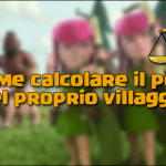 Come calcolare il peso del proprio villaggio! | TheLastWar