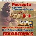 Arriva il primo evento ufficiale Supercell: 2500€ di gemme come montepremio finale!