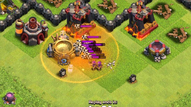 Qual è la migliore combinazione di truppe da donare nei castelli in War?
