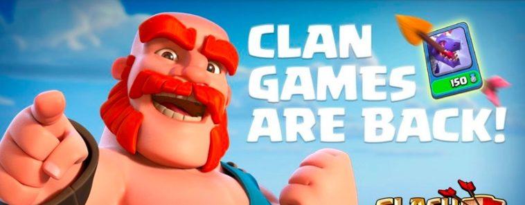 Giochi del Clan 31 Luglio – 08 Agosto: premi,informazioni e dettagli!