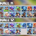 Sneak Peek 6: nuovi livelli truppe ed eroi!