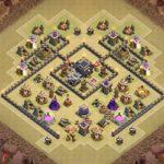 5 Layout per vincere le Guerre tra Clan