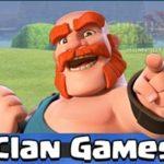[UFFICIALI]Giochi del Clan 18-24 Gennaio: premi,informazioni e dettagli!