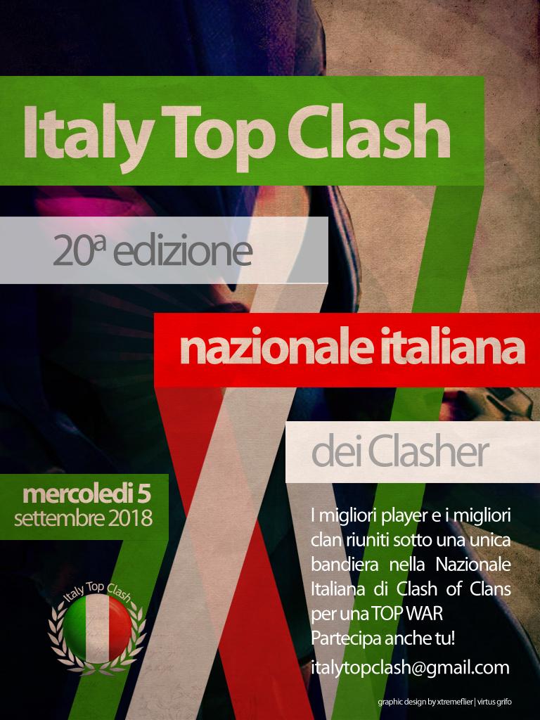 Italy Top Clash, un successo da 20 edizioni