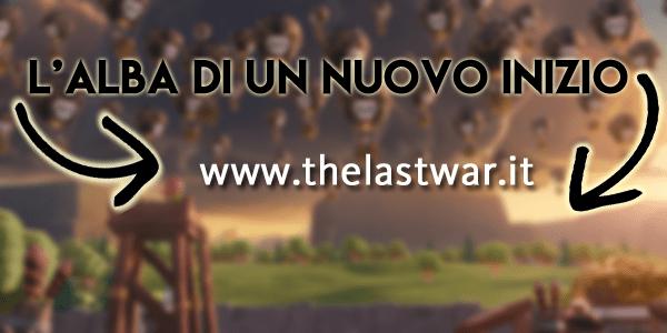 """L'alba di un nuovo inizio: il blog ha un dominio """".it"""""""