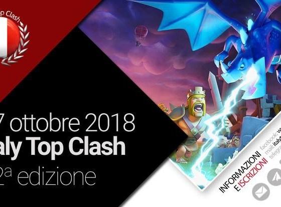 f0ea573f 53df 4b9d b4aa d2d6952ef556 - Italy Top Clash: anche la 22° edizione si conclude con una vittoria!