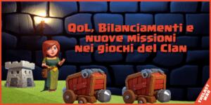 foto evidenza 300x150 - Aggiornamento Clash of Clans Ottobre 2018: QoL, Bilanciamenti e nuove missioni nei giochi del Clan