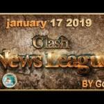 Trailer Clash News League