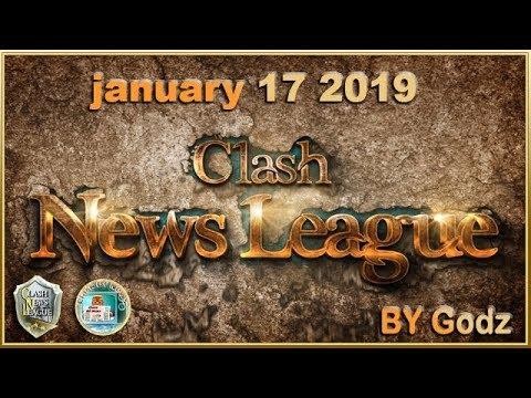 0 12 - Trailer Clash News League