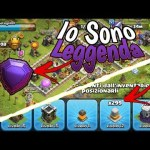 Arrivo a LEGGENDA !! + 300 Muri Lv.12 !! Th11 – Clash of Clans