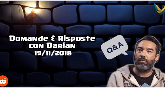 foto evidenza - [Q&A]Domande e Risposte con Darian: Aggiornamento Dicembre, Nuove Truppe e Macchine d'assedio