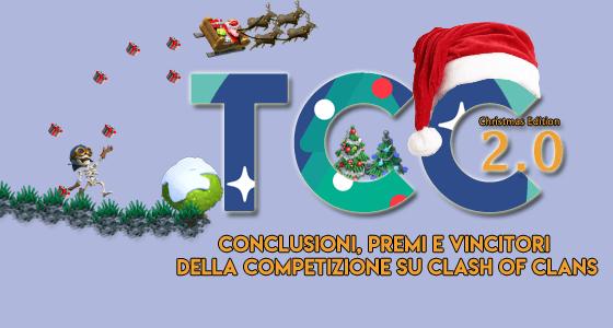 foto evidenza - TCC Christmas Edition 2.0 : Conclusioni,premi e vincitori della competizione su Clash of Clans