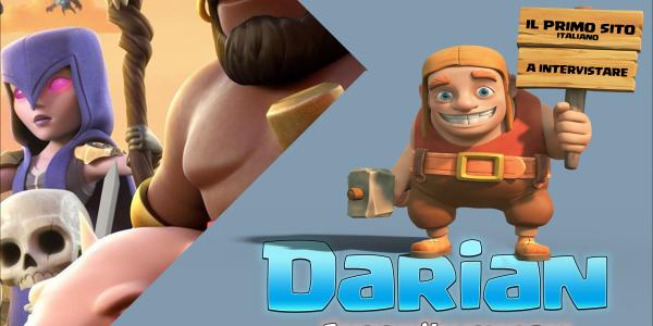 Il TheLastWar intervista Darian: fai anche tu la tua domanda al cm Supercell!