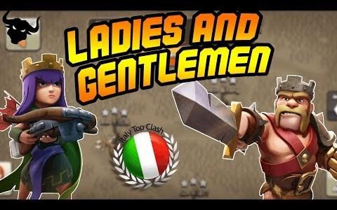 Ladies & Gentlemen !! Evento ITC – Clash of Clans