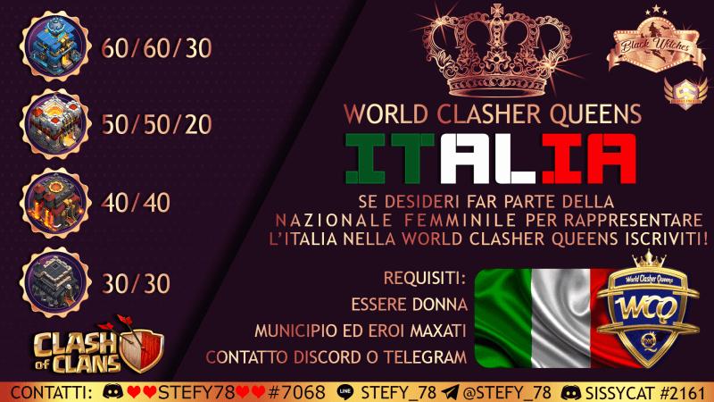 Black Witches: Nazionale Italiana Femminile in semifinale WCQ