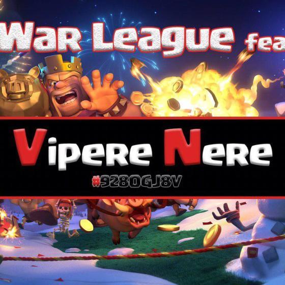 11 1 - ⚔️ C.W.L. feat Vipere Nere ⚔️ | Regalo 150 GEMME 💎 | Clash of Clans [ITA]