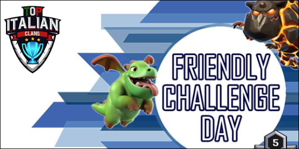 """Friendly Challange Day"": l'evento giusto se sei Th12 e cerchi nuove sfide"