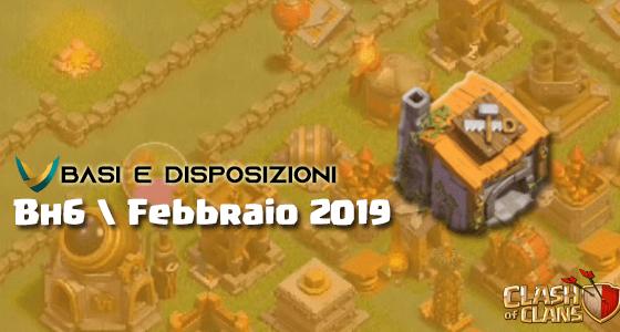 febbraio2019 - Basi e Disposizioni BH6   Febbraio 2019