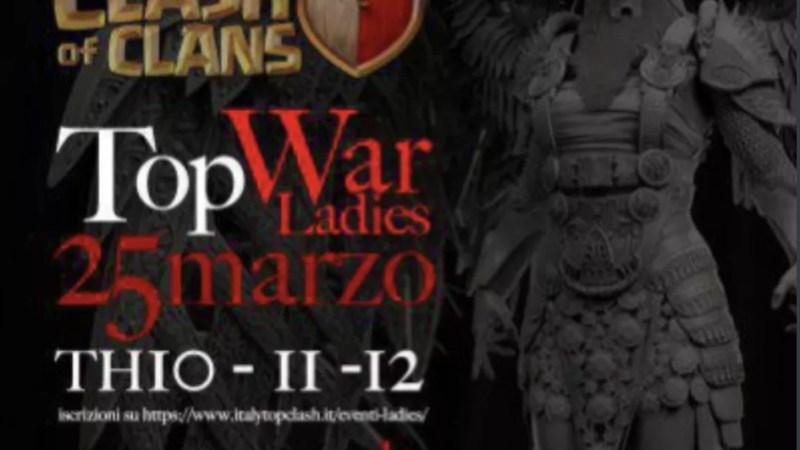Le Ladies ITC: una war diversa