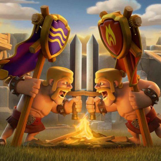 Le Guerre tra Clan su Clash of Clans2 820x648 - Friends&Family: l'esperienza di gioco di Cesca e Lara