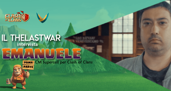 intervista ema - Il TheLastWar intervista Emanuele: Community Manager italiano di Clash of Clans