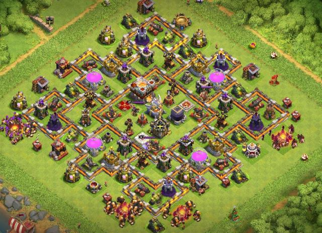 photo 2019 03 07 17 49 28 - Layout Basi War per Th11 – Marzo 2019 | Clash of Clans