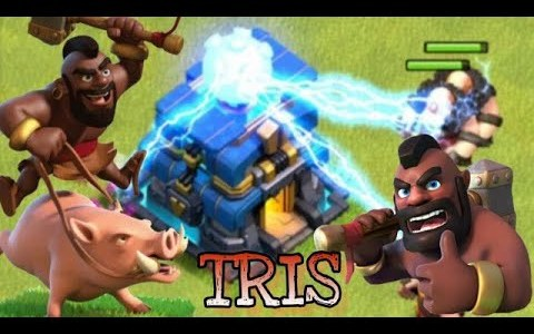 0 3 - DOMATORI A TH12? #1 Clash of clans
