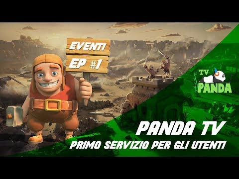 0 1 - PandaTV - Eventi ep#1