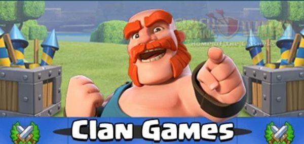Giochi del Clan – Raid di Risorse: 22-28 Giugno