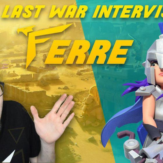 photo 2019 05 26 15 09 13 - Il The Last War intervista  Ferre