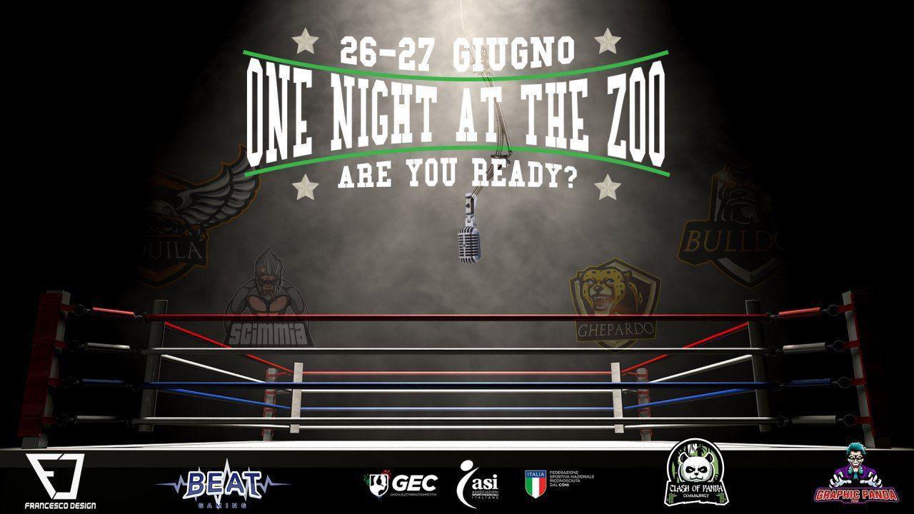 Clash of Panda presenta: One night at the Zoo
