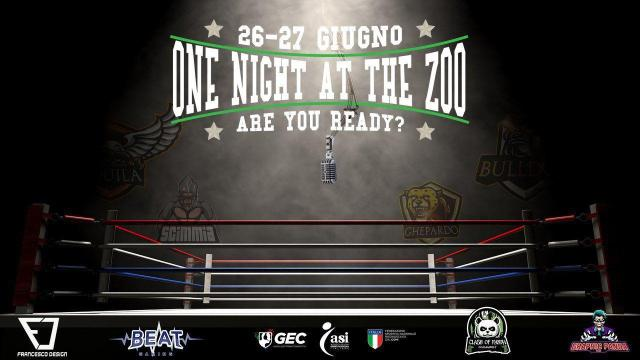 photo 2019 06 10 18 38 09 1024x576 - Clash of Panda presenta: One night at the Zoo