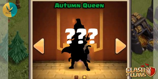 Ecco la nuova Skin: Regina Autunnale su Clash of Clans