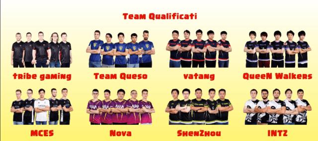TLW SPOT TG - Team Qualificati e bracket bo2 per il Clash of Clans World Championship