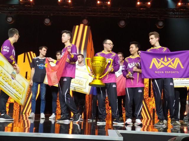 3 - Mondiali firmati Supercell: triplete dei Nova Esports