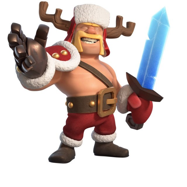 IMG 20191130 140926 609 - Ecco la Skin del Re Natalizio su Clash of Clans