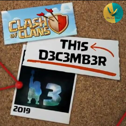 Dicembre 2019: ecco il Th13