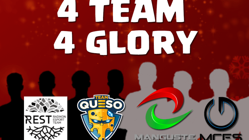 Mobile Party 17-18-19 Dicembre: i Team