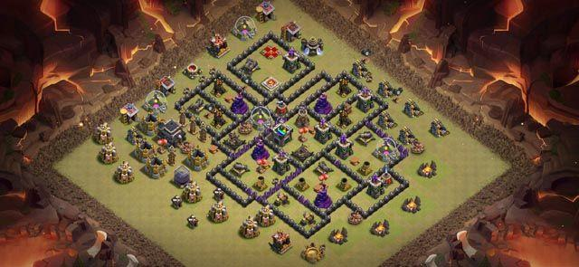 5 - Layout Basi War per Th9 – Gennaio 2020