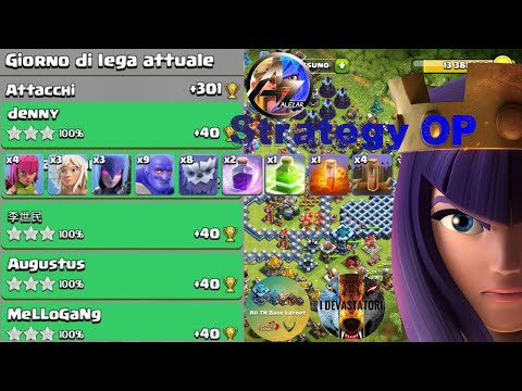 Best Town Hall 13 Army Perfect Strategy by arancin[a] in Legends With This New TH13 Attack Strategy