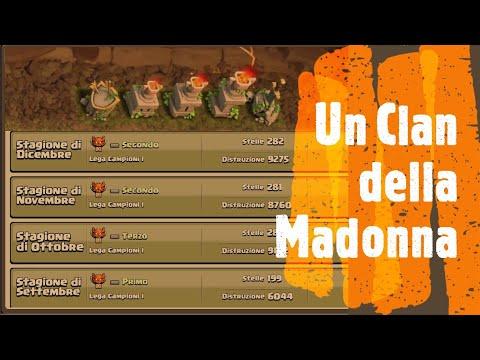 Scontro tra Titani in War! Clash of Clans