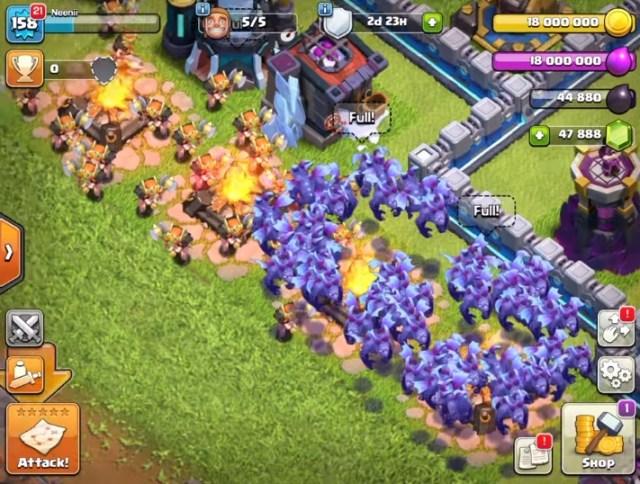 7 - Aggiornamento Clash of Clans - Sneak Peek 2: nuovi livelli truppe e strutture
