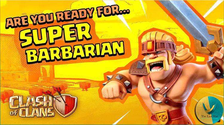 Super Truppe – Introduzione del Super Barbaro