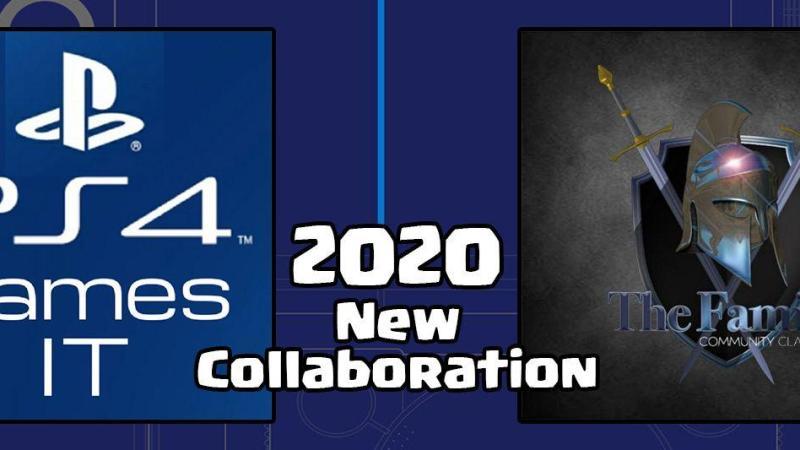 PS4 Games IT insieme a TFCC